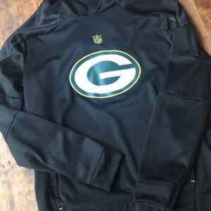 Packer hoodie